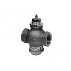 Треххходовой седельчатый клапан STR 15-0.63