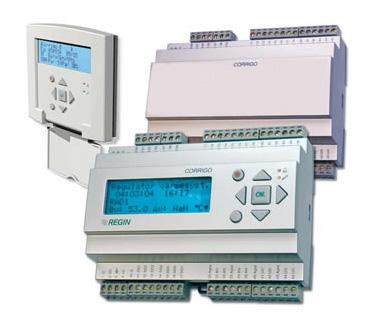 Применение Corrigo в системах вентиляции, обзор функций
