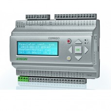 Corrigo E152DW-3 (контроллер приточно-вытяжных систем, WEB-сервер)