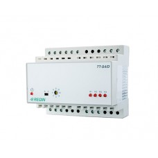 Шаговый регулятор температуры TT-S4/D