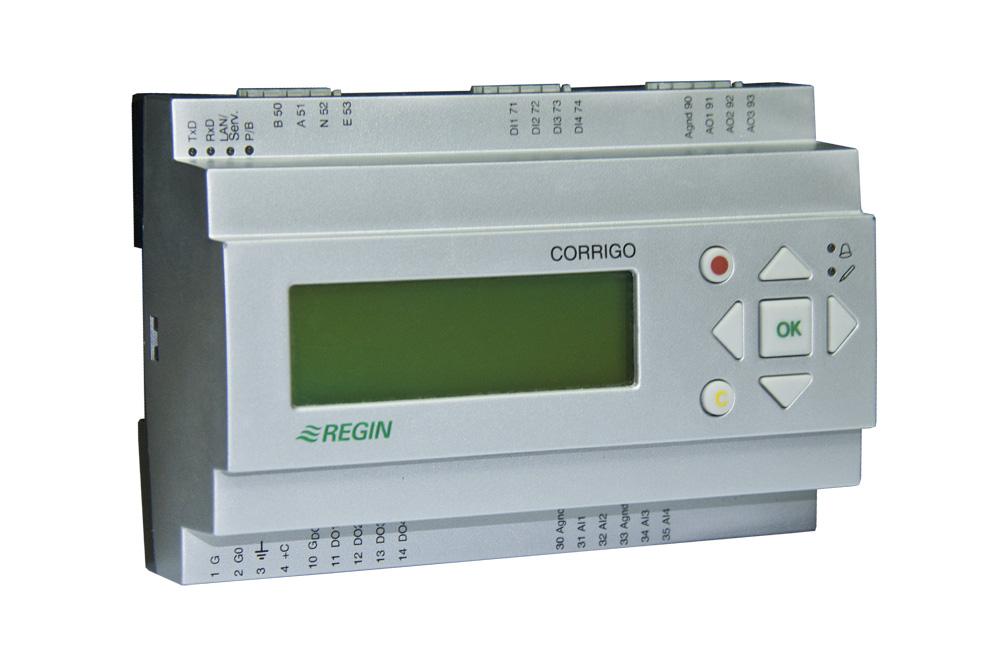 Контроллеры CORRIGO